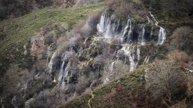 Cascada del Tobazo